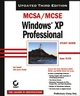 MCSA/MCSE: Windows® XP Professional Study Guide: Exam 70-270, 3rd Edition (0782144128) cover image