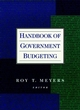 Handbook of Government Budgeting (0787942928) cover image