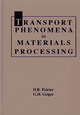 Transport Phenomena in Materials Processing (0873392728) cover image