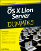 Mac OS X Lion Server For Dummies (1118027728) cover image