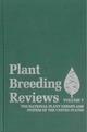 Plant Breeding Reviews, Volume 7: The National Plant Germplasm System of The United States (1118061128) cover image