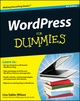 WordPress For Dummies, 4th Edition (1118073428) cover image