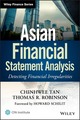 Asian Financial Statement Analysis: Detecting Financial Irregularities (1118486528) cover image