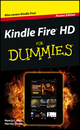 Kindle Fire HD For Dummies, Pocket Edition (1118547128) cover image