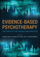 Evidence-Based Psychotherapy: The State of the Science and Practice (1118625528) cover image