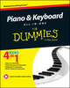 Piano and Keyboard All-in-One For Dummies (1118837428) cover image