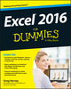Excel 2016 For Dummies (1119077028) cover image