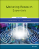 Marketing Research Essentials, 9th Edition (1119228328) cover image
