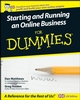 Starting and Running an Online Business For Dummies (1119997828) cover image
