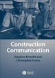 Construction Communication (1405100028) cover image