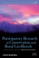 Participatory Research in Conservation and Rural Livelihoods: Doing Science Together (1405187328) cover image