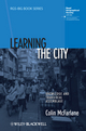 Learning the City: Knowledge and Translocal Assemblage (1405192828) cover image