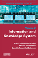 Information and Knowledge Systems (1848217528) cover image