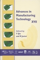 Advances in Manufacturing Technology XVII 2003 (1860584128) cover image