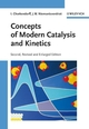 Concepts of Modern Catalysis and Kinetics, 2nd, Revised and Enlarged Edition (3527316728) cover image