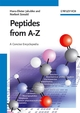 Peptides from A to Z: A Concise Encyclopedia (3527317228) cover image