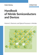 Handbook of Nitride Semiconductors and Devices, Volume 2, Electronic and Optical Processes in Nitrides (3527628428) cover image