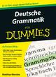 Deutsche Grammatik fur Dummies (3527686428) cover image