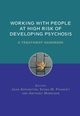 Working with People at High Risk of Developing Psychosis: A Treatment Handbook (0470011629) cover image