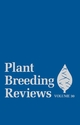 Plant Breeding Reviews, Volume 30 (0470171529) cover image