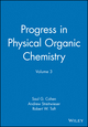 Progress in Physical Organic Chemistry, Volume 3 (0470172029) cover image