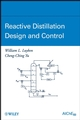Reactive Distillation Design and Control (0470226129) cover image