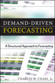 Demand-Driven Forecasting: A Structured Approach to Forecasting  (0470415029) cover image