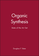 Organic Synthesis: State of the Art Set (0470435429) cover image