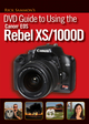Rick Sammon's DVD Guide to Using the Canon EOS Rebel XS/1000D (0470457929) cover image