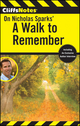 CliffsNotes On Sparks' A Walk to Remember (0470460229) cover image