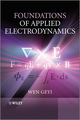 Foundations of Applied Electrodynamics (0470688629) cover image