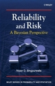Reliability and Risk: A Bayesian Perspective (0470855029) cover image