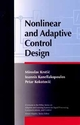 Nonlinear and Adaptive Control Design (0471127329) cover image