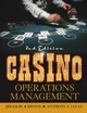 Casino Operations Management, 2nd Edition (0471266329) cover image