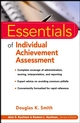 Essentials of Individual Achievement Assessment  (0471324329) cover image