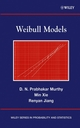 Weibull Models  (0471360929) cover image