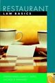 Restaurant: Law Basics (0471402729) cover image