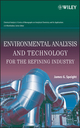 Environmental Analysis and Technology for the Refining Industry (0471679429) cover image
