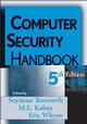 Computer Security Handbook, Set, 5th Edition (0471716529) cover image
