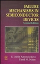 Failure Mechanisms in Semiconductor Devices, 2nd Edition (0471954829) cover image