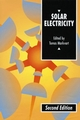 Solar Electricity, 2nd Edition (0471988529) cover image