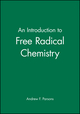An Introduction to Free Radical Chemistry (0632052929) cover image