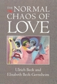 The Normal Chaos of Love (0745613829) cover image