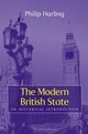 The Modern British State: An Historical Introduction (0745621929) cover image
