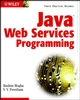 Java Web Services Programming (0764549529) cover image