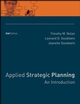 Applied Strategic Planning: An Introduction, 2nd Edition (0787988529) cover image