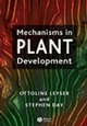 Mechanisms in Plant Development (0865427429) cover image