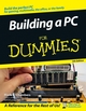 Building a PC For Dummies, 5th Edition (1118084829) cover image