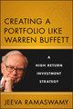 Creating a Portfolio like Warren Buffett: A High Return Investment Strategy (1118182529) cover image