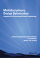 Multidisciplinary Design Optimization Supported by Knowledge Based Engineering (1118492129) cover image